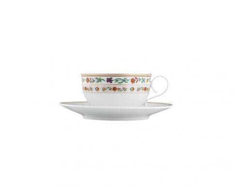 Чашка с блюдцем для чая Rajasthan 220 мл