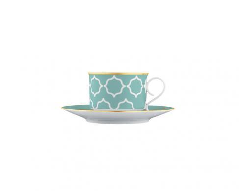 Чашка с блюдцем для кофе Carlo Este 200 мл