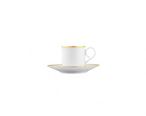 Чашка с блюдцем для эспрессо Carlo Oro 100 мл