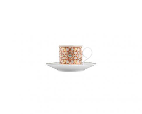 Чашка с блюдцем для эспрессо Rajasthan 100 мл