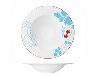 Тарелка для пасты Emperor's Garden 23 см