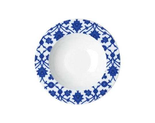 Тарелка для пасты Wunderkammer 23 см  производства Sieger by Fürstenberg купить в онлайн магазине beau-vivant.com