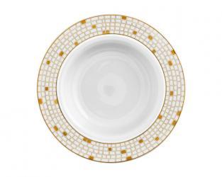 Тарелка для супа Auréole Dorée 23 см