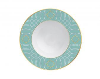 Тарелка глубокая для супа Carlo Este 23 см