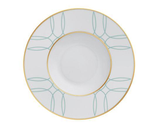 Тарелка глубокая для пасты Carlo Este 26 см производства Fürstenberg купить в онлайн магазине beau-vivant.com
