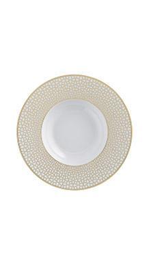 Тарелка глубокая для супа Rajasthan с рельефным орнаментом 26 см