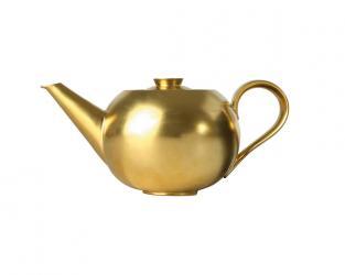 Чайник с ситечком Emperor's Garden Gold 1200 мл