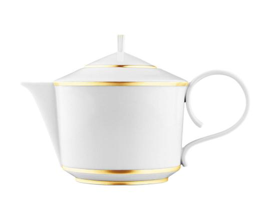 Чайник с ситечком Carlo Oro 800 мл  производства Fürstenberg купить в онлайн магазине beau-vivant.com