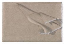 Плед из овечьей шерсти с кашемиром Tessin (203)