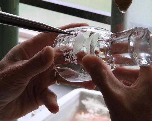 Изделия из хрусталя на заказ - Theresienthal