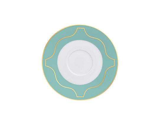 Блюдце универсальное Carlo Este 16 см производства Fürstenberg купить в онлайн магазине beau-vivant.com