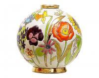 Шарообразная ваза Bucolique