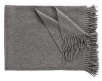 Кашемировый плед Windsor (серый)
