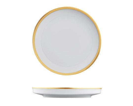 Поднос Carlo Oro 19 см производства Fürstenberg купить в онлайн магазине beau-vivant.com