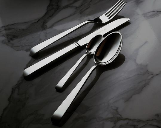 Набор на 6 персон из 30 предметов Alta (посеребрение) производства Robbe & Berking купить в онлайн магазине beau-vivant.com