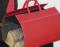 Кожаная дровница Rouge  - купить в онлайн магазине beau-vivant.com