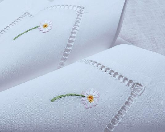 Набор салфеток Daisy 40 х 40 см, 6 шт производства ERI Textiles купить в онлайн магазине beau-vivant.com