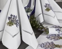 Набор салфеток Lavender 40 x 40 см, 6 шт
