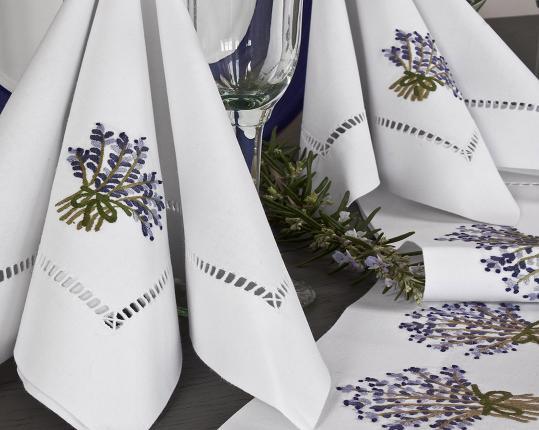 Набор салфеток Lavender 40 x 40 см, 6 шт производства ERI Textiles купить в онлайн магазине beau-vivant.com