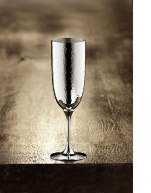 Бокал для шампанского Martele (посеребрение)