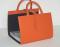 Корзина для журналов Orange  - купить в онлайн магазине beau-vivant.com
