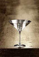 Широкий бокал для шампанского Martele (посеребрение)