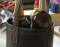 Подставка для бутылок Мidi-Bar Quatro Noir - купить в онлайн магазине beau-vivant.com