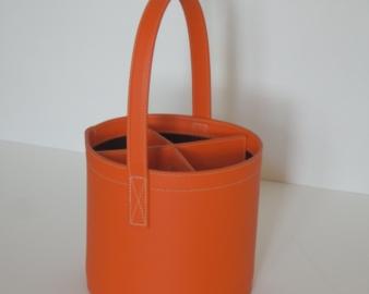 Подставка для бутылок Мidi-Bar Quatro Orange