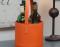 Подставка для бутылок Мidi-Bar Quatro Orange  - купить в онлайн магазине beau-vivant.com