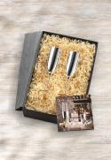 Подарочная пара, бокалы для шампанского Martele