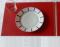 Кожаная салфетка под прибор Rouge  - купить в онлайн магазине beau-vivant.com